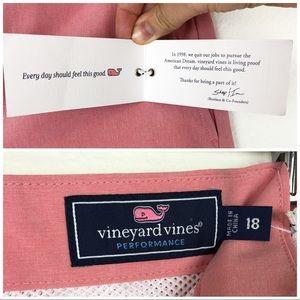 Vineyard Vines Bottoms - VINEYARD VINES Boys Hybrid Breaker Shorts NWT
